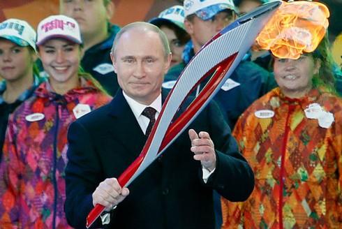 Phương Tây dùng Olympics để ép Nga về vấn đề Syria? - ảnh 1