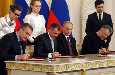 """Biến cố Ukraine đảo lộn """"bàn cờ"""" thế giới ra sao ? - ảnh 1"""