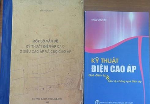 Kết luận vụ tố cáo Phó Hiệu trưởng Trường ĐH Bách khoa Hà Nội đạo văn - ảnh 1