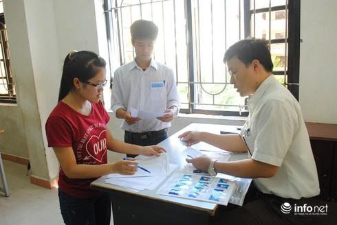 Kỳ thi THPT quốc gia: Trường ĐH lớn yêu cầu sơ tuyển như thế nào? - ảnh 1