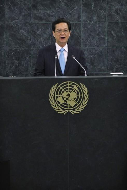 Dư luận hưởng ứng thông điệp của Thủ tướng Việt Nam - ảnh 1
