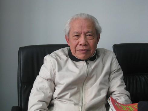 GS. TSKH Hồ Ngọc Đại: Tôi ủng hộ thông tư 30 - ảnh 1