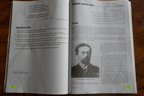 Hàng chục ngàn cuốn sách giáo khoa ngữ Văn bị lỗi nghiêm trọng? - ảnh 3