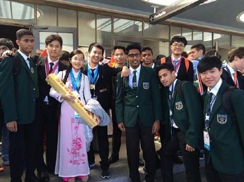Việt Nam đoạt 1 HCV và 3 HCB tại Olympic Vật lí Châu Á lần thứ 18 - ảnh 1