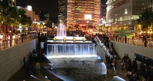 Đón Giáng sinh ở Hàn Quốc