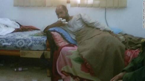 Saif al-Islam Gadhafi bị bắt tại Lybia