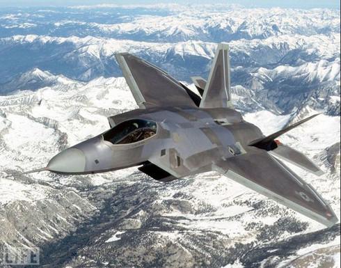 Xem mặt những `con ngáo ộp` của không quân Mỹ