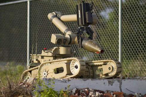 5 robot quân sự hiện đại và mới nhất của Mỹ