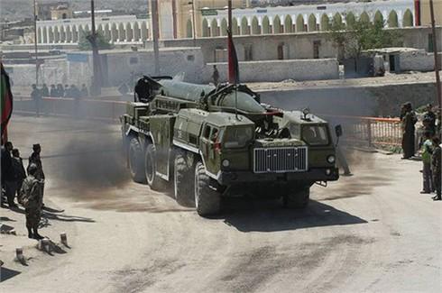 Bắn thử Scud B gần Iraq: Syria `nắn gân` Liên đoàn Ả Rập