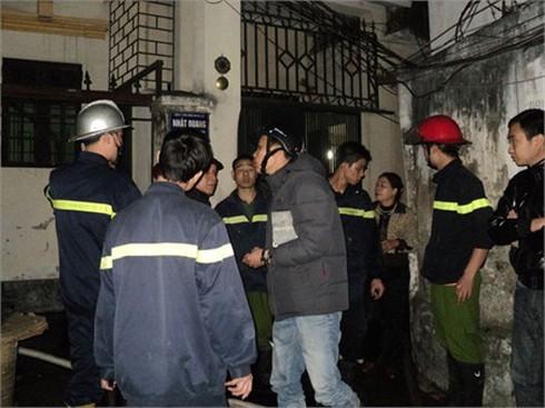 Cháy lớn nhà hộ đơn thân