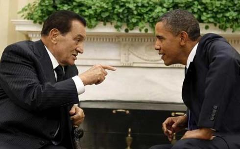 Cựu tổng thống Ai Cập: từ đỉnh vinh quang đến lúc hấp hối