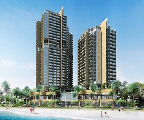 Sắp khánh thành Crowne Plaza Nha Trang