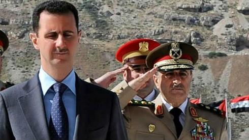 Các 'ông lớn' sẽ làm gì nếu Syria sụp đổ?