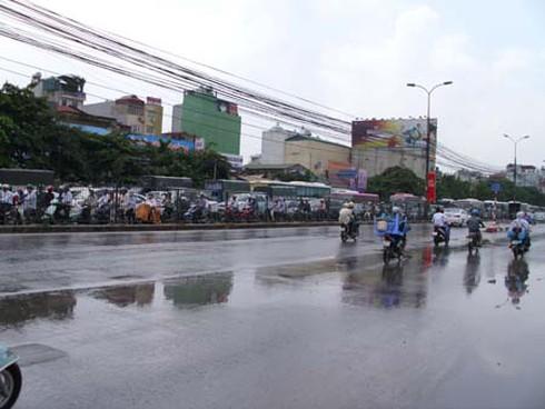 Hà Nội: Ùn tắc nghiêm trọng tại cửa ngõ phía Nam