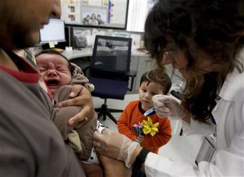 Mỹ: 20.000 trường hợp bị nhiễm ho gà trong năm nay - ảnh 1