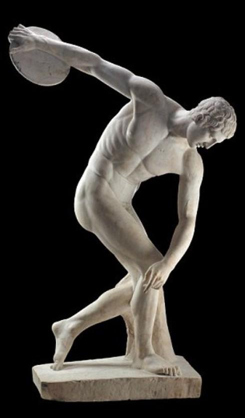 Vì sao tượng cổ Hy Lạp thường khỏa thân? - ảnh 2