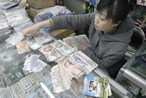 Nhân dân tệ, USD khuấy đảo kinh tế Triều Tiên - ảnh 1