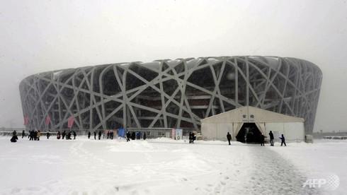Trung Quốc thèm được đăng cai Olympics 2022 - ảnh 1