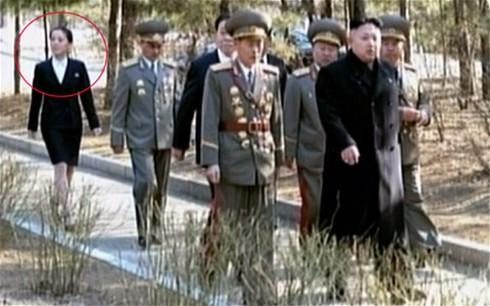 Triều Tiên: Em gái Kim Jong-un lo hậu cần cho anh trai - ảnh 1