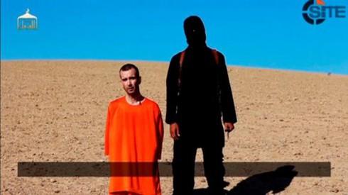 Anh thề tiêu diệt IS để trả thù vụ