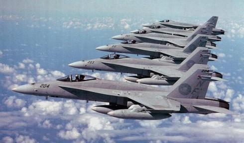 Mỹ dùng vũ khí gì để tiêu diệt IS? - ảnh 2