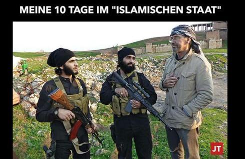 Những tiết lộ của nhà báo Đức trở về từ hang ổ IS - ảnh 1