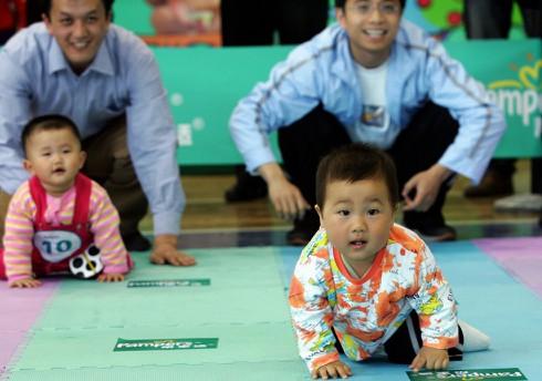 Chống già hóa dân số, Trung Quốc