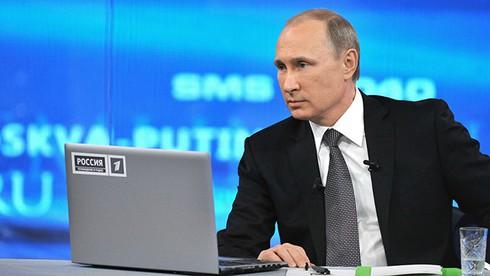 Putin: Đến với châu Á thực tế hơn ở lại châu Âu - ảnh 1