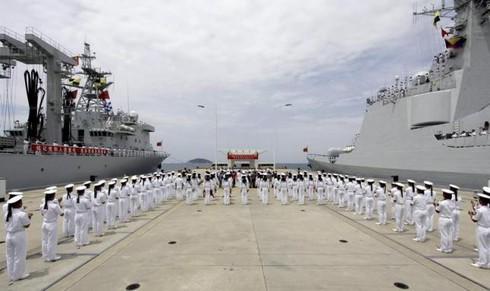 Trung Quốc: Tốc độ cải tạo đảo kỷ lục, đòi