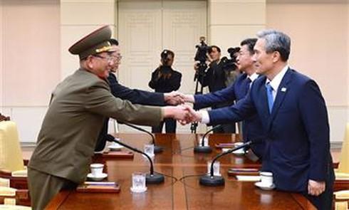 Hàn – Triều chưa sẵn sàng khai hỏa chiến tranh - ảnh 2