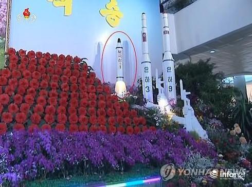 Triều Tiên khoe