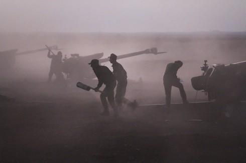 """Chỉ có Nga có thể hủy diệt """"đế chế khủng bố"""" của IS - ảnh 1"""