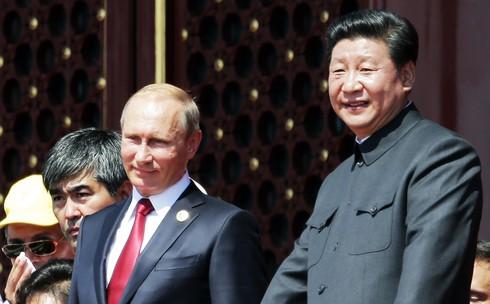 Châu Á chỉ là lựa chọn số 2 của Nga - ảnh 1