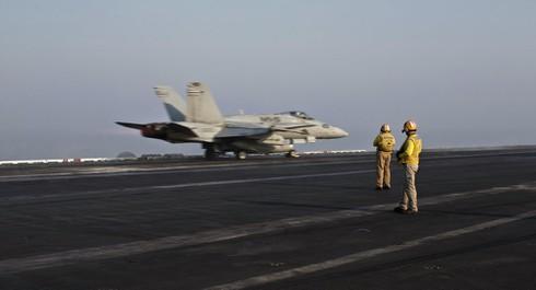 Mỹ chính thức xin lỗi vụ ném bom giết nhầm 80 lính Syria - ảnh 1