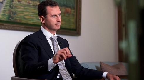 Tổng thống Assad: Mỹ chủ ý tấn công quân đội Syria trong 1 giờ đồng hồ - ảnh 1