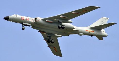 Không quân Trung Quốc tiếp tục tăng cường tập trận trên Thái Bình Dương - ảnh 1