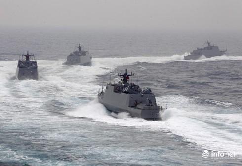 Trung Quốc hay ngân sách quốc phòng đã ngăn Đài Loan phát triển quân sự? - ảnh 1