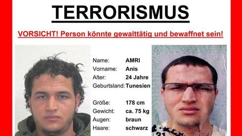 Đức treo thưởng hơn 100.000 USD bắt nghi phạm khủng bố ở Berlin - ảnh 1