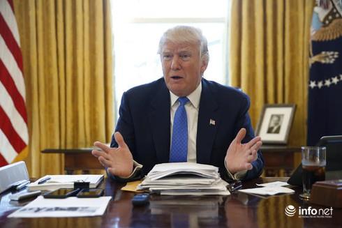 Donald Trump: Nếu muốn, Trung Quốc dễ dàng ngăn chặn Triều Tiên - ảnh 1