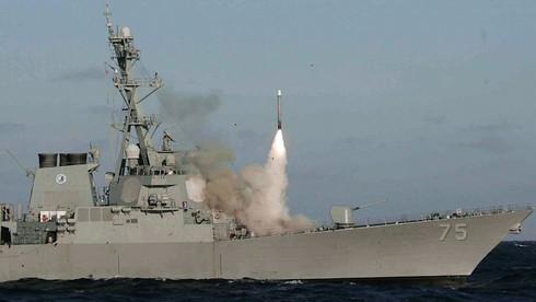 Nhật Bản mua tên lửa Tomahawk vì