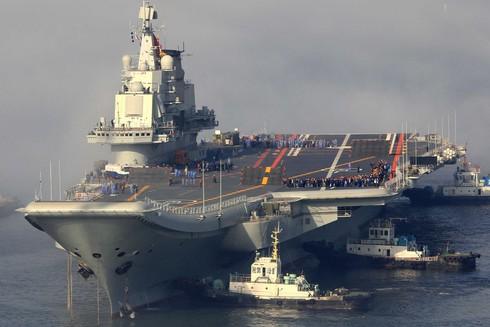 Trung Quốc muốn gì khi điều tàu sân bay Liêu Ninh tới Hong Kong? - ảnh 1
