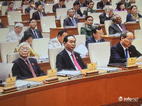 Hôm nay, Quốc hội sẽ bàn về Luật Hỗ trợ doanh nghiệp nhỏ và vừa - ảnh 1