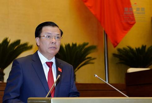 Bộ trưởng Tài chính nói về việc Trung tâm Hội nghị QG cho thuê làm đám cưới - ảnh 1