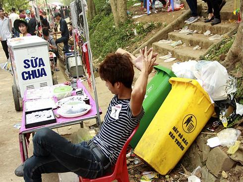 Shop TIN 18/4: Văn tế Vua Hùng - Người Nhật sau động đất - Rác ngày Đại lễ - ảnh 5