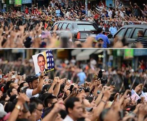 Shop TIN 25/5: TT Obama: Sự thân thiện của người Việt Nam chạm tới trái tim tôi - ảnh 2