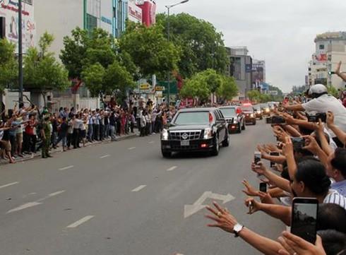 Shop TIN 25/5: TT Obama: Sự thân thiện của người Việt Nam chạm tới trái tim tôi - ảnh 5