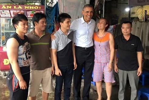 Shop TIN 25/5: TT Obama: Sự thân thiện của người Việt Nam chạm tới trái tim tôi - ảnh 30