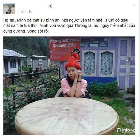 Tin mới nhất về tình hình công dân Việt Nam ở Nepal - ảnh 1