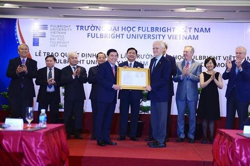 ĐH Fulbright Việt Nam phản hồi về nguồn gốc khoản tiền 20 triệu USD - ảnh 1