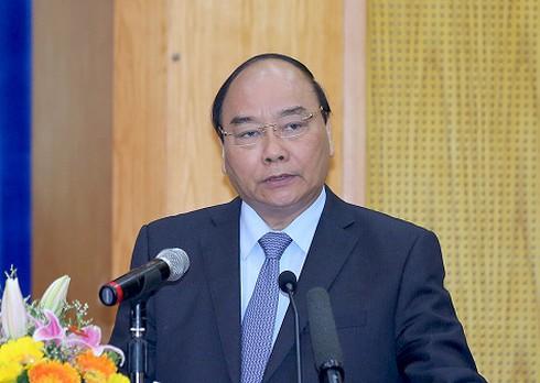 Thủ tướng: Bộ KH&ĐT phải có tư duy 'kiến trúc sư trưởng của nền kinh tế' - ảnh 1